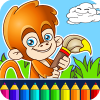 Dora Coloring Book App by Coloring Games