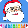 Christmas Coloring App by Coloring Games