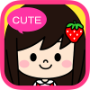 Portrait shop - cute App by Digital Gene