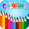 Kids Coloring Book Box App by Doodle Joy Studio