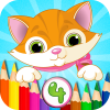Coloring Book - Childhood App by Doodle Joy Studio