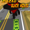 Zig Zag Black Wizard App by Mister Fresh Magic