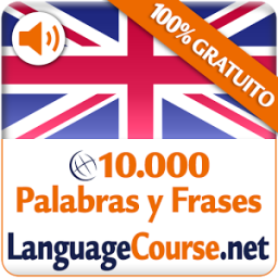 Learn English Words Free App by LanguageCourse.Net