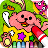 Easter Day Coloring Book App by SMARTSTUDY