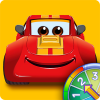 World Racers family board game app by Tipitap