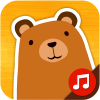 Toddler Jukebox: 120 songs App by Tipitap
