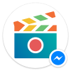 GIF CAM for Messenger App by Cardinal Blue Software