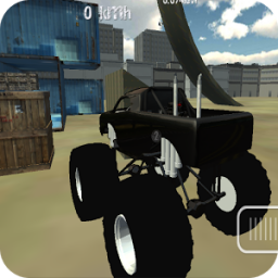 Monster Truck Driver 3D App by Racing Bros