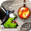 Cut the Rope: Time Travel HD App by ZeptoLab