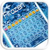 Frozen Emoji Keyboard Theme App by Colorful Design