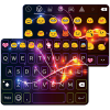 Electric Emoji Keyboard App by Colorful Design