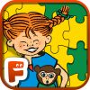 Pippi's Jigsaw Puzzle App by Filimundus AB