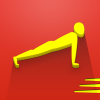 0-100 Push Ups Chest Workout app by Fitness22