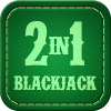 Blackjack 2 in 1 app by Gadgetcrafts