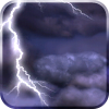 Thunderstorm Free Wallpaper App by Kittehface Software