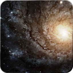 Galactic Core Live Wallpaper App by Kittehface Software