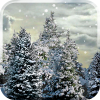 Snowfall Live Wallpaper App by Kittehface Software
