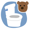 Potty Training Game App by Russpuppy