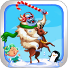 Elf Punt - Get Some Candy App by Be-Rad Entertainment