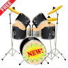 Play Real Drum App by berzanov