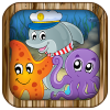 Marine Wonders - Match 3 app by Dialekts