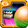 3D Flick Bowling Games App by G-Gee by GMO