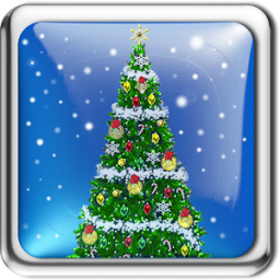 Christmas Tree Live Wallpaper App by 1473labs