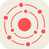 Orbits App by Shape & Colors
