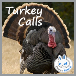 Turkey Hunting Calls App by SourceRabbit