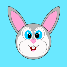 Nom Bunny - Feeding Frenzy App by Dodge Vision LLC
