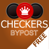 Checkers By Post Free App by Games By Post