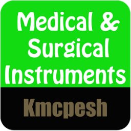 Medical & Surgical Instrumen App by Kmcpesh