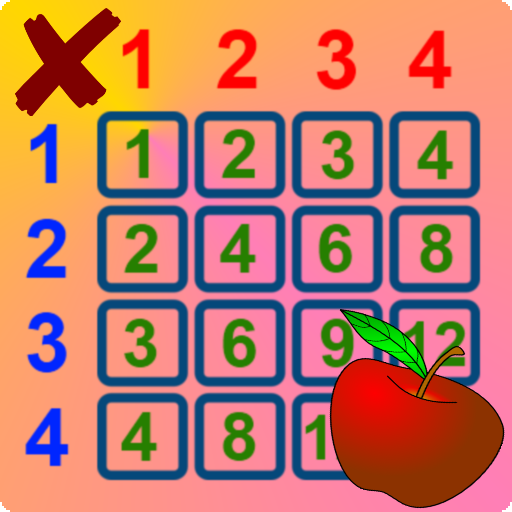 Math Tables With Game App by WaZUMBi!