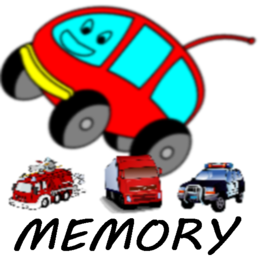 Cars Memory and Mind Games app by WaZUMBi!