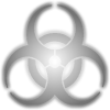 +biohazard+symbol+danger+warning+ clipart