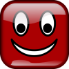 +happy+smiley+emoticon+emoji+red+ clipart