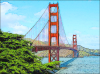 +building+structure+golden+gate+bridge+ clipart