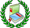 +sign+information+education+symbol+books+ clipart