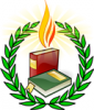 +sign+information+education+symbol+with+flame+ clipart