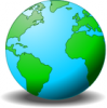+education+sphere+globe+green+blue+ clipart