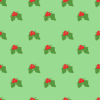 +christmas+holly+tile+background+ clipart