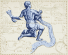 +astronomy+astrology+space+normal++Constellation+Sky+Map+Aquarius+ clipart