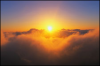 +climate+weather+clime+atmosphere+weather+picture+sunset+above+clouds+ clipart