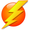 +energy+power+electric+lightning+icon+ clipart