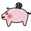 +money+currency+loot+dinero+normal+piggy+bank+ clipart