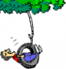+toy+play+tire+swing+small+ clipart