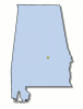 +state+territory+region+map+normal+US+State+alabama+ clipart