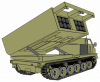 +transportation+normal+military+army+vehicle+MLRSDET+ clipart