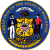 +united+state+seal+logo+emblem+wisconsin+ clipart