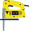 +gigsaw+tool+electric+ clipart